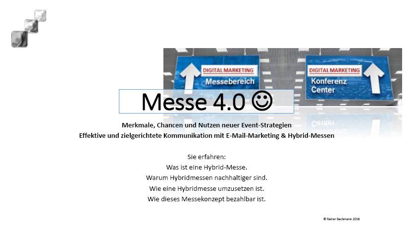 ePaper Die Hybrid-Messe - Infos Hintergründe Nutzen