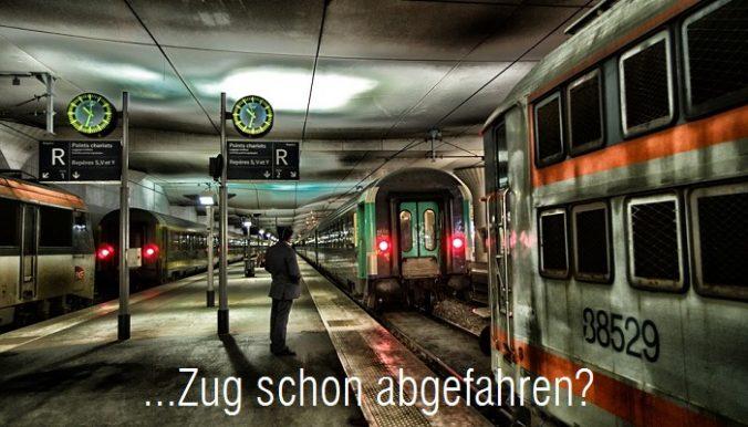 Alle I40-Züge schon abgefahren?